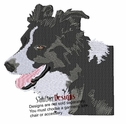 bordercollie091 Border Collie (small or large design)