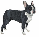 boston008 Boston Terrier (small or large design)