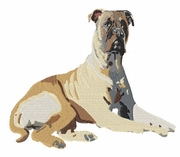 bullmastiff015  Bullmastiff full body (small or large design)