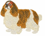 ckcs003 Cavalier King Charles Spaniel (small or large design)