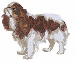 ckcs016 Cavalier King Charles Spaniel (small or large design)