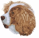 ckcs018 Cavalier King Charles Spaniel (small or large design)