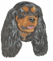 ckcs022 Cavalier King Charles Spaniel (small or large design)