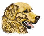 golden028 Golden Retriever (small or large design)