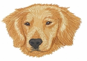 golden089 Golden Retriever (small or large design)