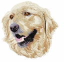 golden119 Golden Retriever (small or large design)