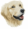 golden120 Golden Retriever (small or large design)