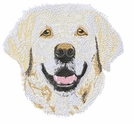 golden121 Golden Retriever (small or large design)