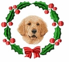 golden2wreath Holiday Designs (small or large design)