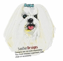 malt003 Maltese (small or large design)