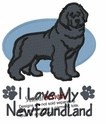 newf027 Newfoundland (small or large design)