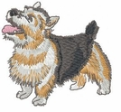norwich001 Norwich Terrier (small or large design)