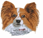pap006 Papillon (small or large design)