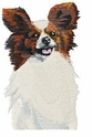pap009 Papillon (small or large design)