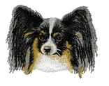 pap010 Papillon (small or large design)