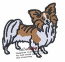 pap018 Papillion (small or large design)