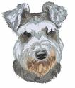 schn002 Schnauzer (small or large design)