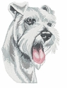 schn011 Schnauzer (small or large design)