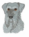 schn012 Schnauzer (small or large design)