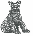 schn022 Schnauzer (small or large design)