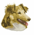 sheltie020 Shetland Sheepdog (Sheltie) (small or large design)