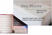 EcoVacPac Organic Latex Mattresses