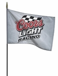"16"" X 24"" Custom Stick Flags"