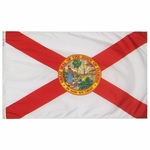 2' X 3' Nylon Florida State Flag