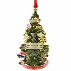 2015 Official White House Christmas Ornament