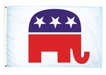 Lightweight Printed Republican Flag