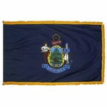 3' X 5' Nylon Indoor/Parade Maine State Flag