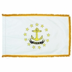 3' X 5' Nylon Indoor/Parade Rhode Island State Flag