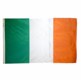 3' X 5' Nylon Ireland Flag
