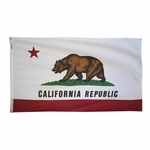 3' X 5' Commercial Grade California State Flag