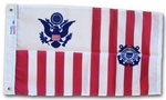 "30"" X 48"" USCG Ensign"