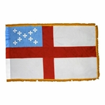4' X 6' Fringed Episcopal Flag
