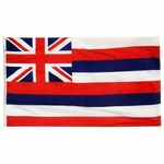 4' X 6' Nylon Hawaii State Flag