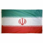4' X 6' Nylon Iran Flag