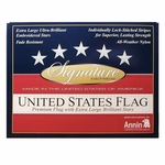 Gift Boxed 4' X 6' Signature Series US Flag