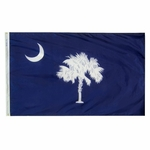6' X 10' Nylon South Carolina State Flag