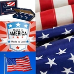 Annin Nyl-Glo Colorfast Nylon American Flags