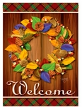 Autumn, Halloween and Thanksgiving Flags & Banners