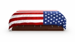 Casket & Funeral Flags