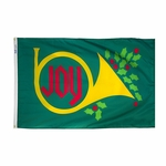 Christmas Flags and Banners