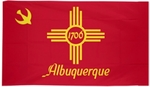 City of Albuquerque Flags