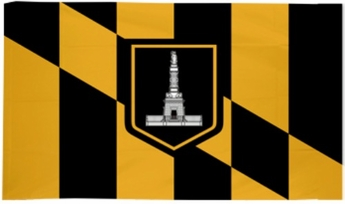City of Baltimore Flags