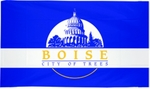 City of Boise Flags