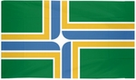 City of Portland Flags