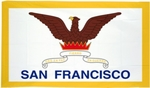 City of San Francisco Flags