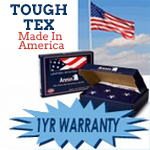 Annin Tough Tex Commercial-Grade American Flags